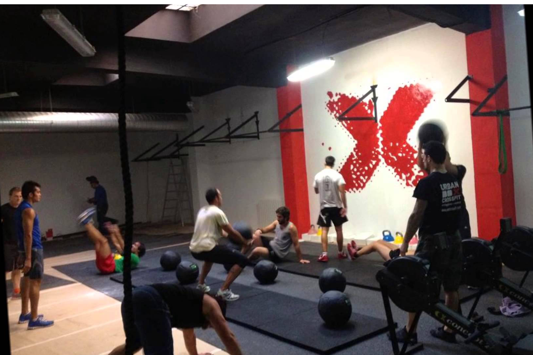 crossfit madrid