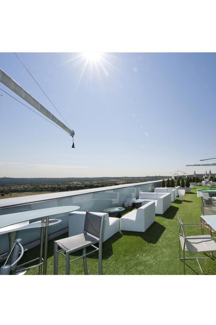 Urrechu: Terrazas de Madrid