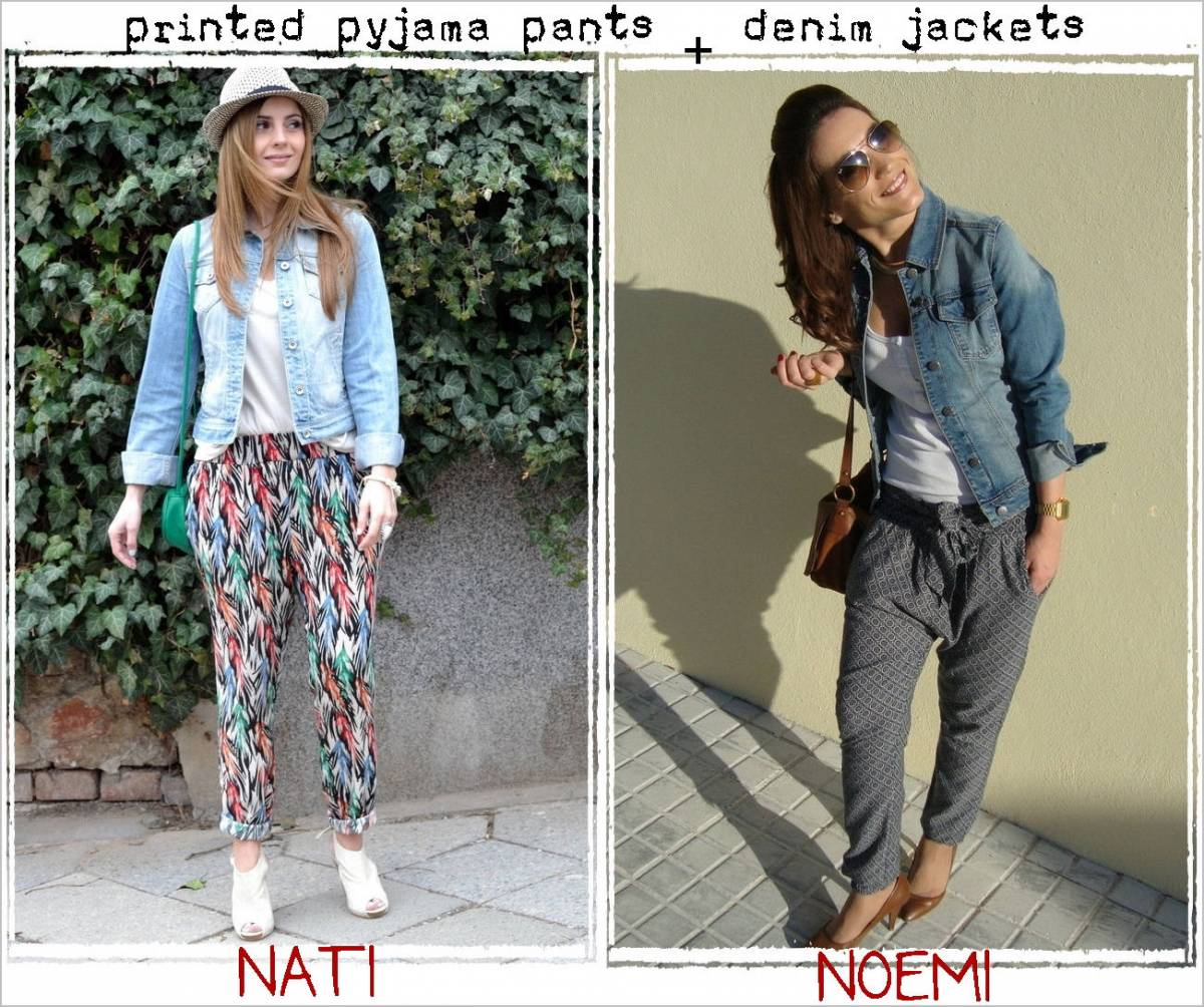 PRINTED PANTS YOUR OUTFITS (PART II) - My Daily Style
