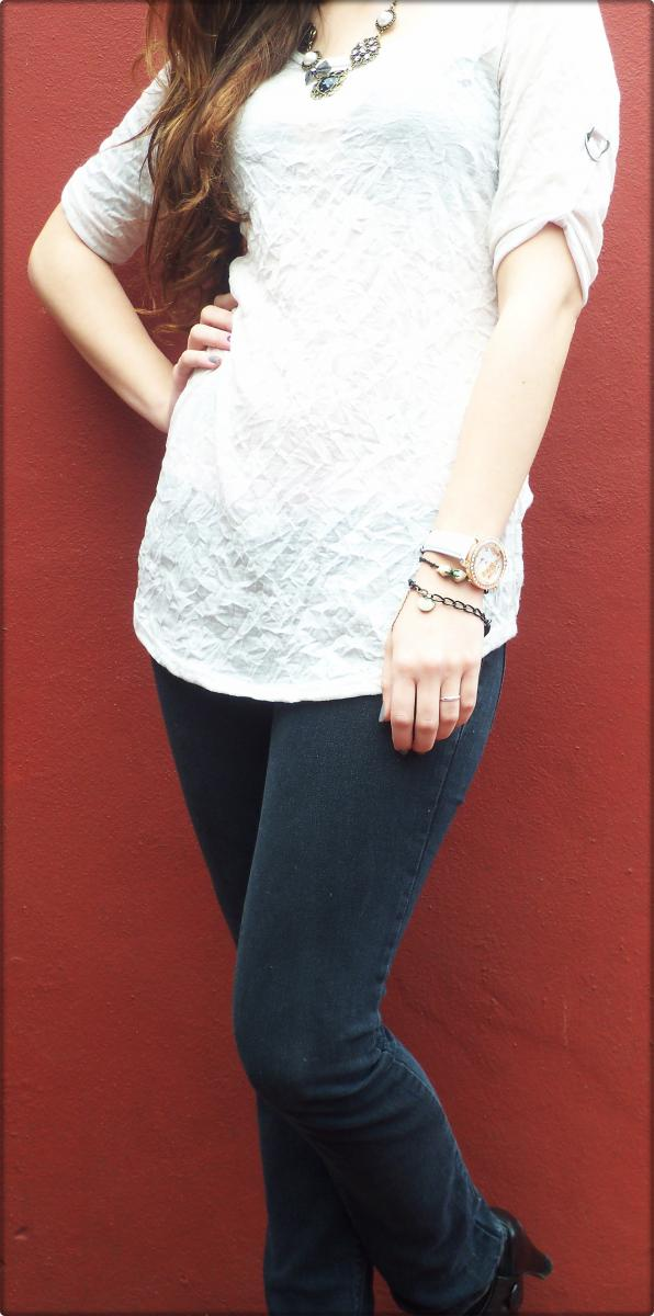 Remera blanca clásica, dos looks!-8710-chic-style