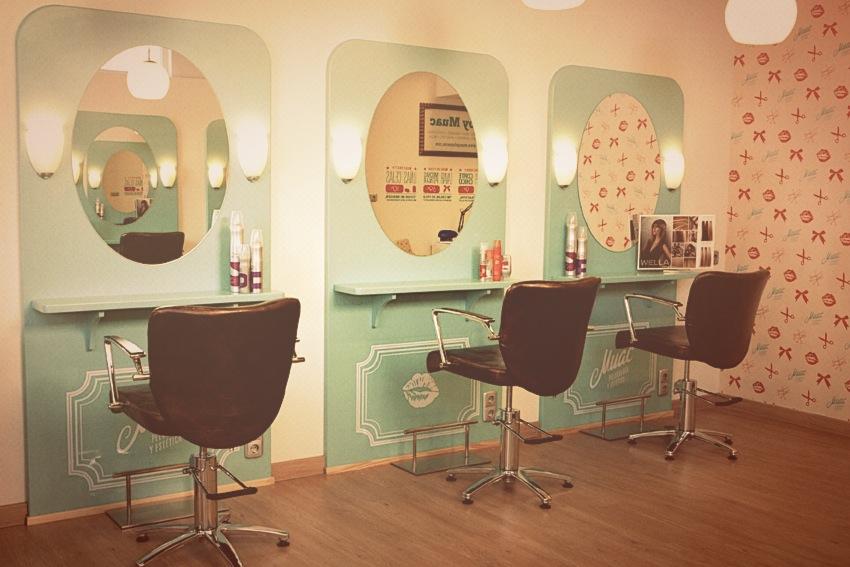 Eres muac fashion station - Salones de peluqueria decoracion fotos ...
