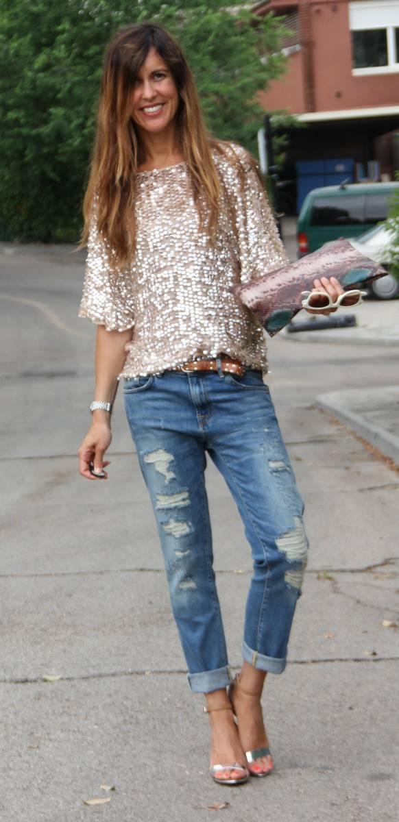 total look: boyfriend jeans (II parte).