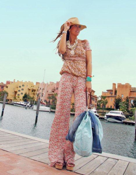 Sotogrande: Mytenida  fashion blogger de la revista KE.