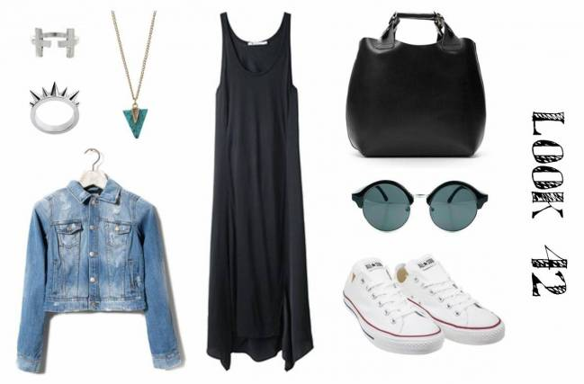 look 42 | longdress&converse