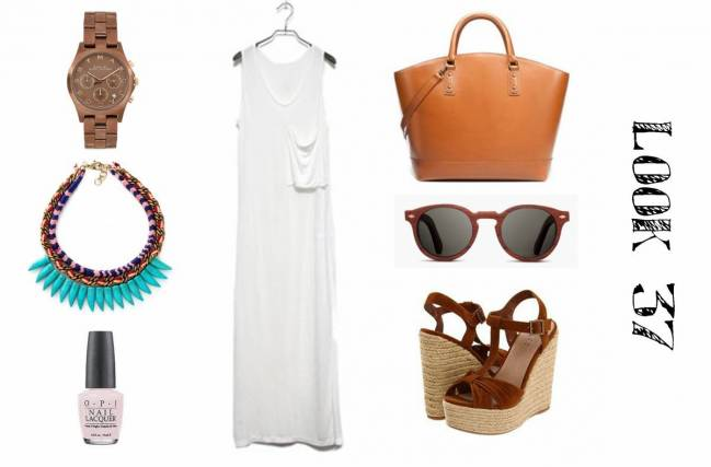look 37 | whitedress
