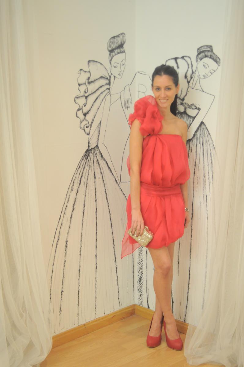 bouret vestido