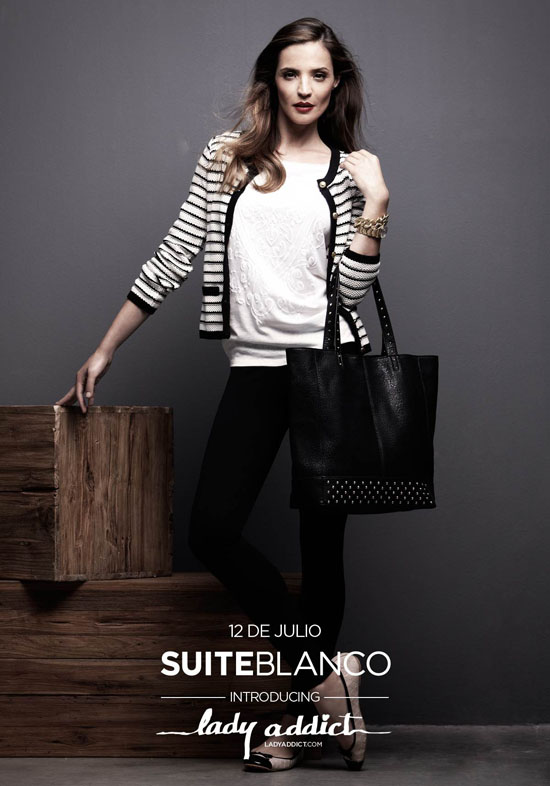 SUITEBLANCO introducing Lady Addict – 12 julio