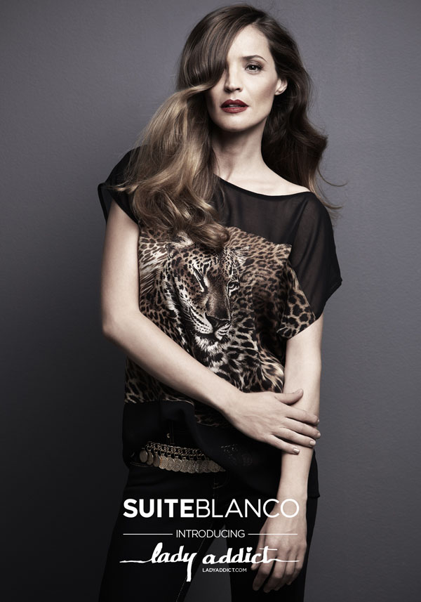 SUITEBLANCO Introducing Lady Addict – New collection