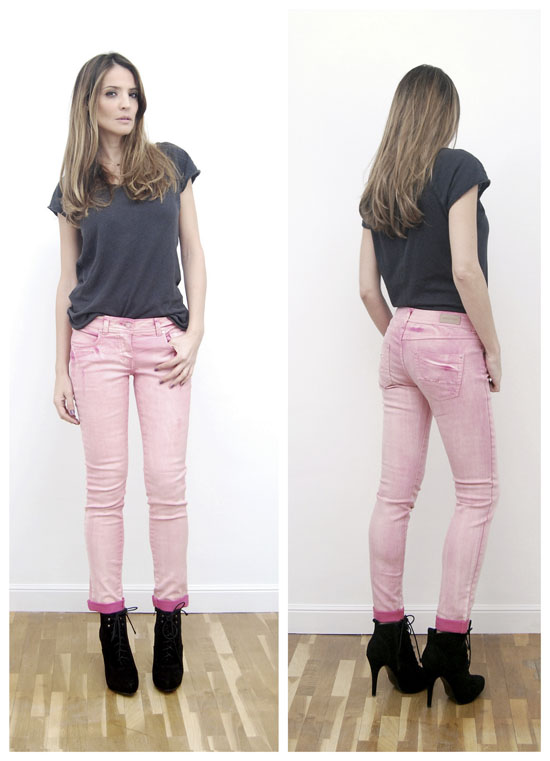 I Love Blanco Jeans  – lady addict