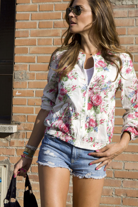 floral bomber jacket – lady addict