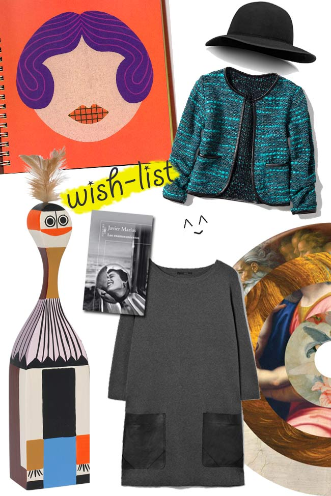 wish-list de checosa?