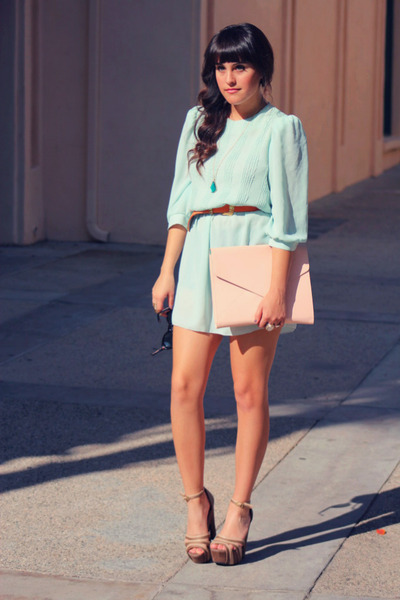 street style blue