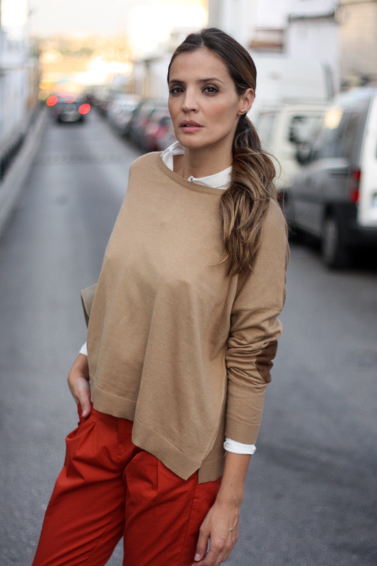 Cream Color Sweater