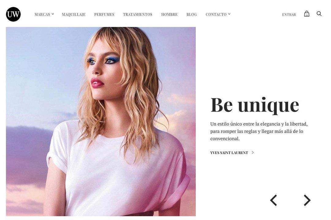 UW beauty: mejores tiendas online de belleza