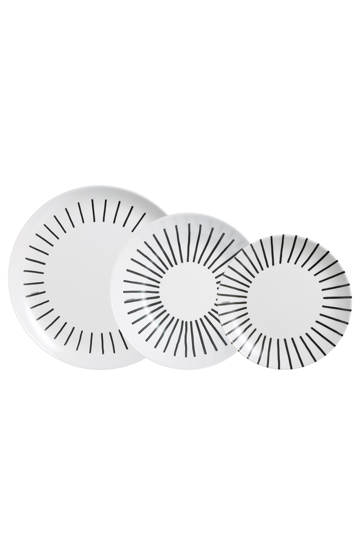 Vajillas de colecci n stylelovely for Vajillas blancas modernas