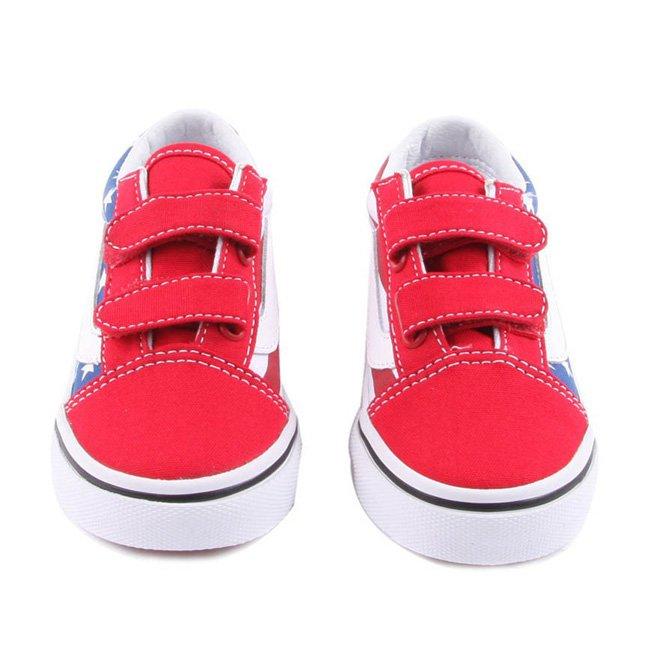 Zapatillas estampadas de Vans