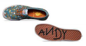 #AdvientoStyleLovely 7 diciembre: las zapatillas Vans de Toy Story