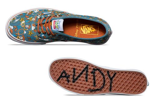 Vans Toy Story zapatillas