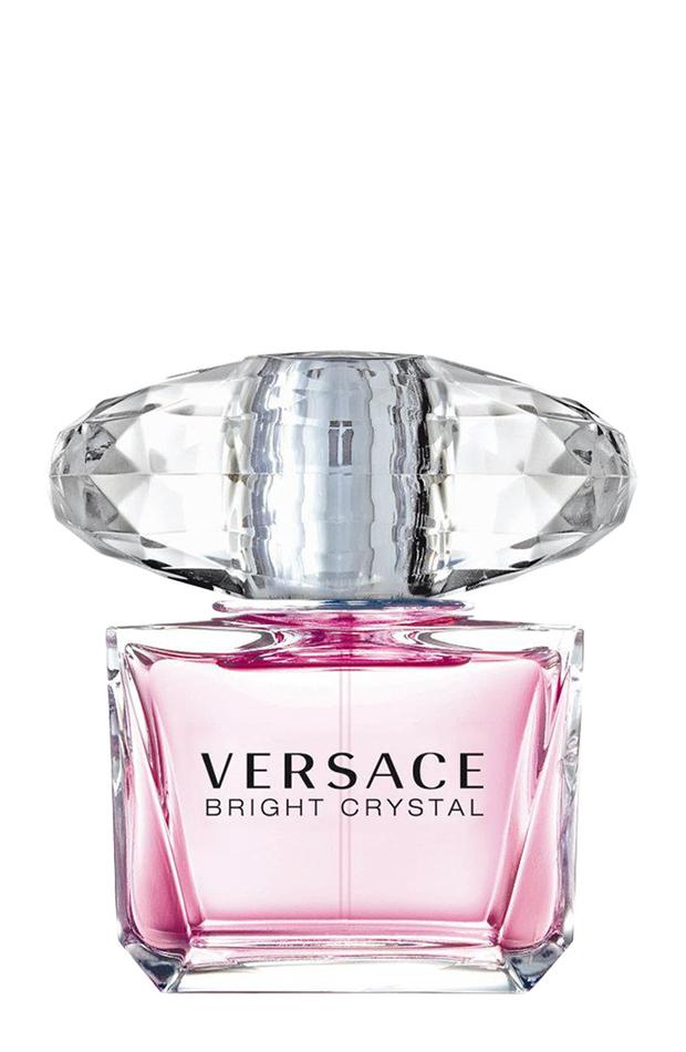 Eau de Toilette Versace Bright Crystal de Versace: San Valentín regala perfumes