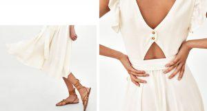 Vestidos blancos para sobrevivir al verano