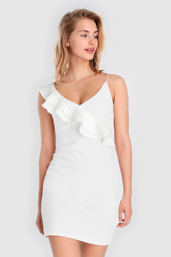 Vestidos blanco el corte ingles