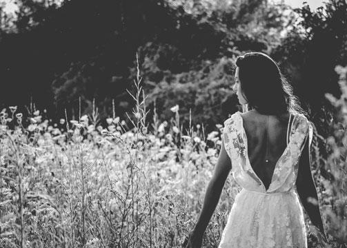 Por qué elegir un vestido de novia a medida