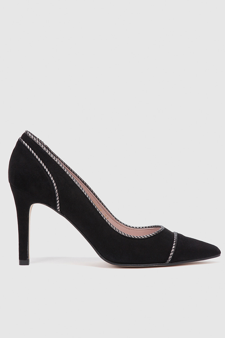 looks para estas navidades con El Corte Inglés. Zapatos negros