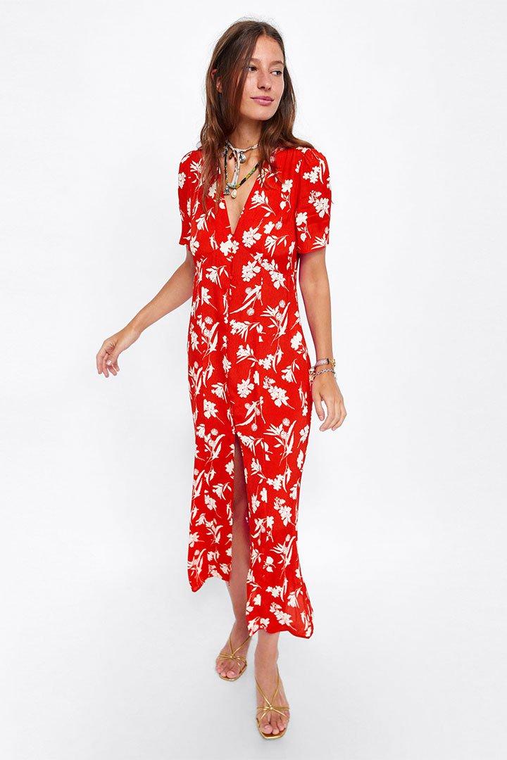53bfaa8cf El vestido de flores más viral del verano - StyleLovely.com