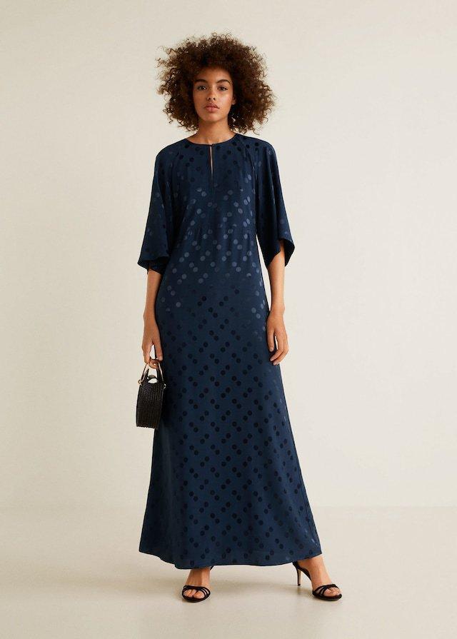 715b8d507b Vestidos de invitada de otoño de Mango - StyleLovely