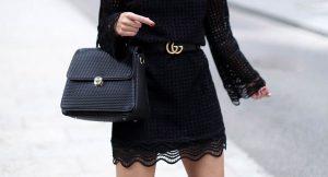 10 vestidos negros que te solucionarán todos tus looks de invierno