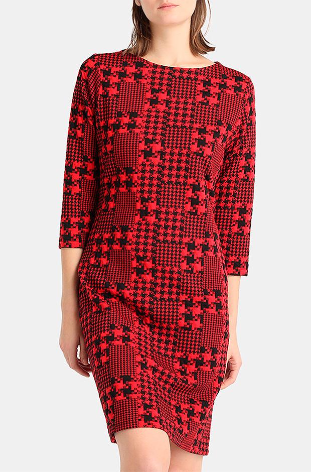 Vestido rojo de Primeriti