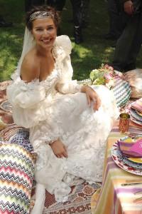 Vestidos de novia de celebrities