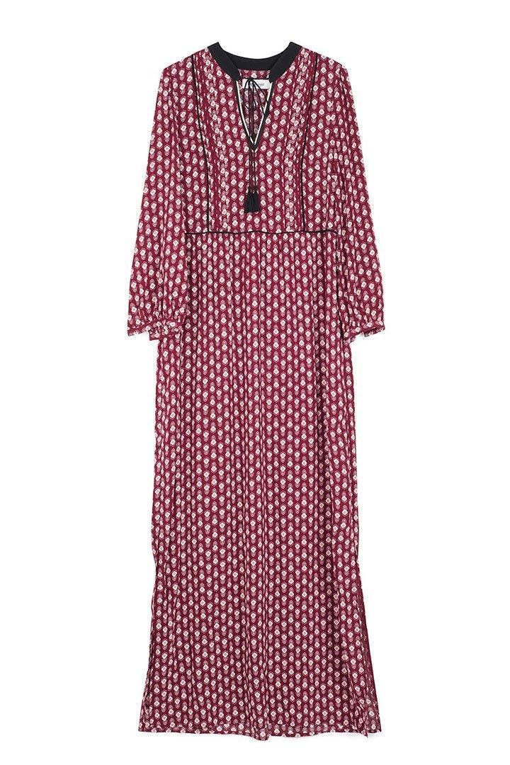 Faldas y vestidos: entre el corte midi y el largo XL - StyleLovely