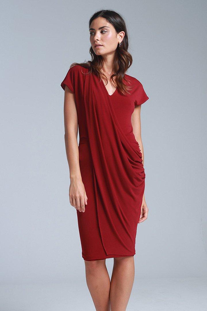 en venta 1616a 8565a Vestidos para invitadas embarazadas - StyleLovely