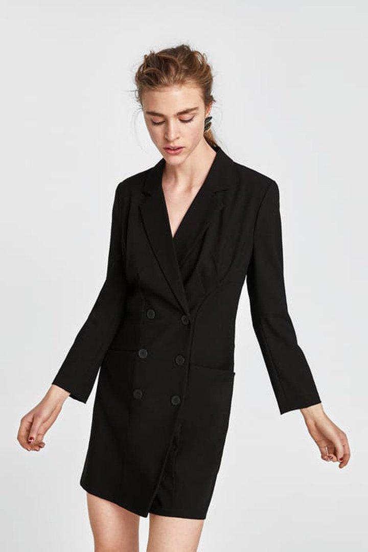 eb6ce73ea3 Back to black  La ropa negra nunca pasa de moda - StyleLovely