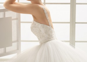 Vestidos de novia Rosa Clará