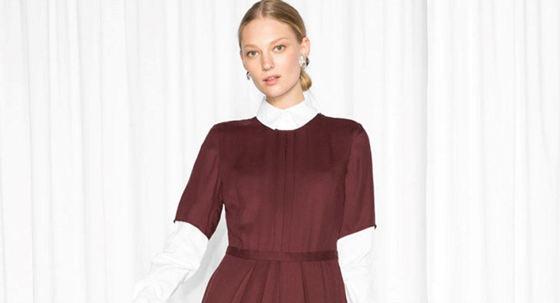 Faldas y vestidos  entre el corte midi y el largo XL - StyleLovely 668331ee0cbe