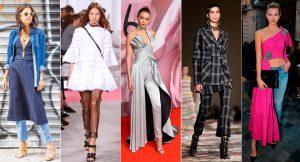 ¿Seguirá la tendencia vestido y pantalón en 2017?
