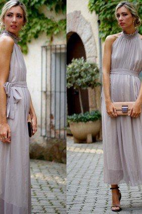 Mercedes: maxi dress