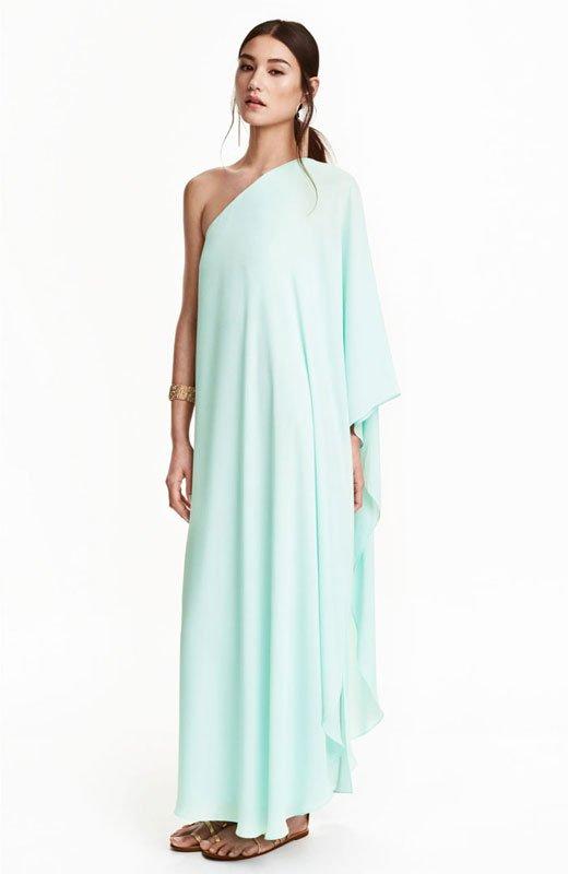 Vestido túnica de H&M