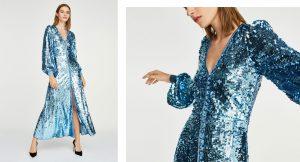 Los vestidos de lentejuelas definitivos para tu fiesta de Nochevieja