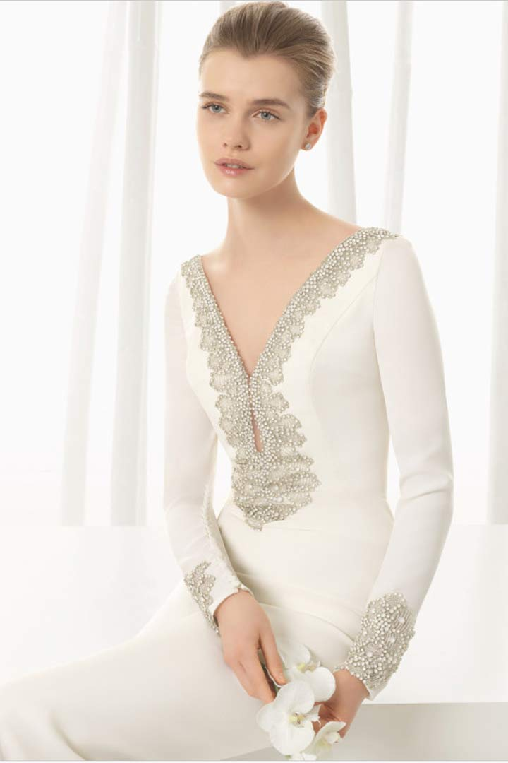 cf4e87c4dc80 80 vestidos de novia para enamorarse - StyleLovely