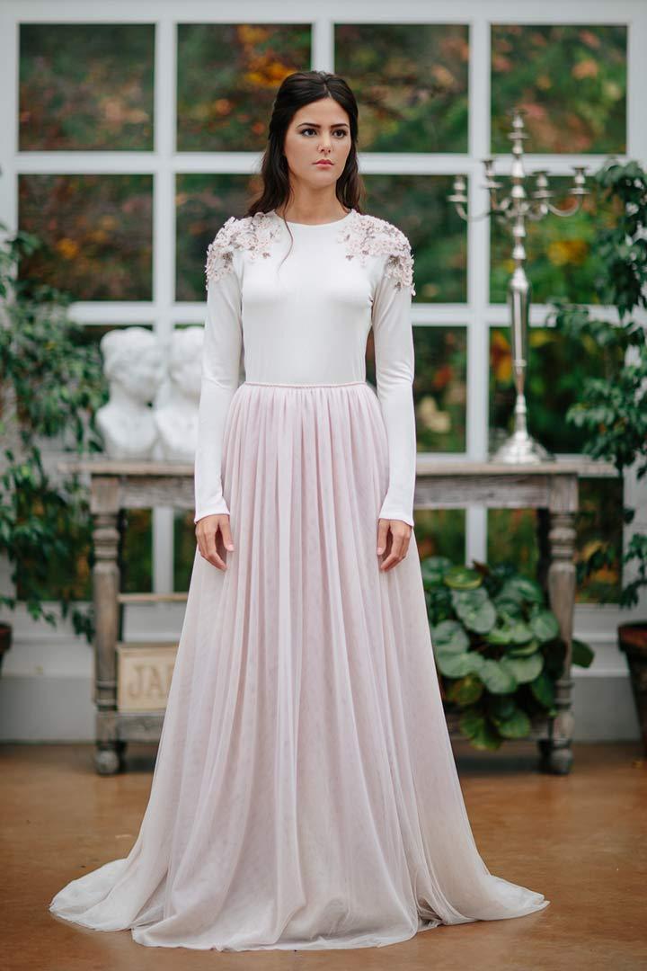 Body para vestido de novia