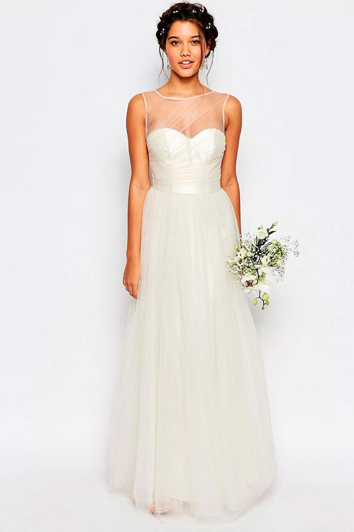 b3769756 80 vestidos de novia para enamorarse - StyleLovely