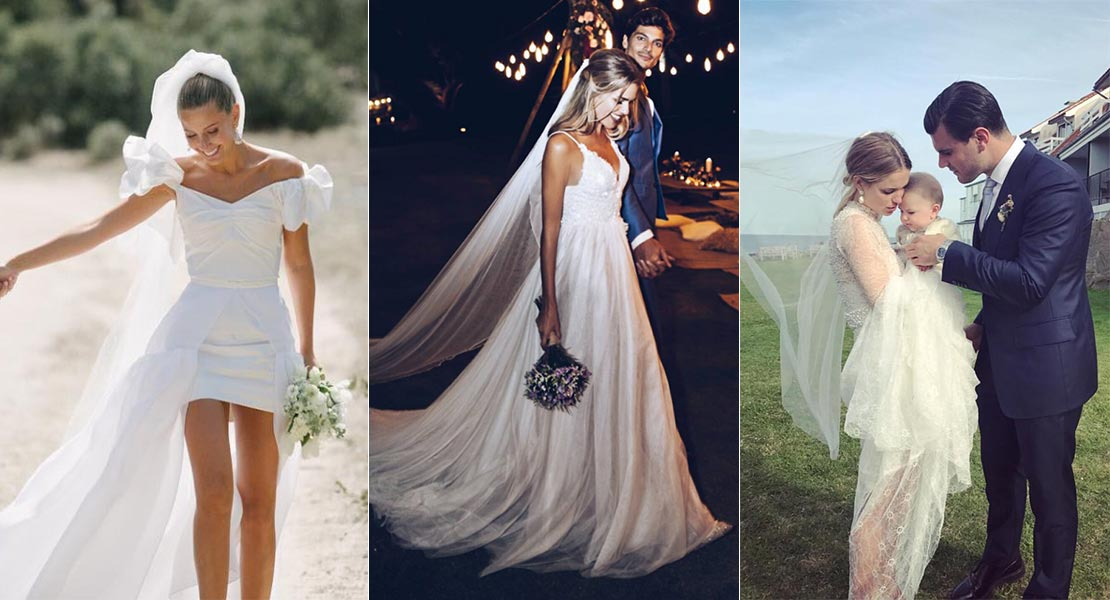 2c36abae2 Los vestidos de novia de las influencers - tansandrari.ml