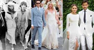 +15 vestidos de novia que pasarán a la historia