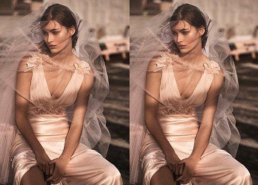 Vestidos de novia de Topshop
