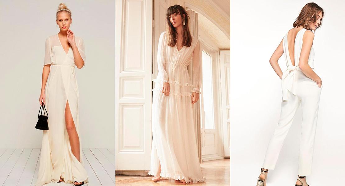 los vestidos de novia que podrs usar en mil y una ocasiones