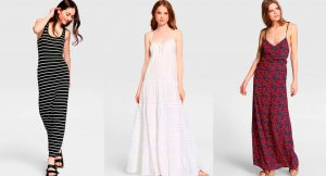 How to wear: vestidos largos