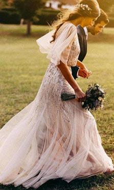 Los mejores vestidos de novia de Instagram